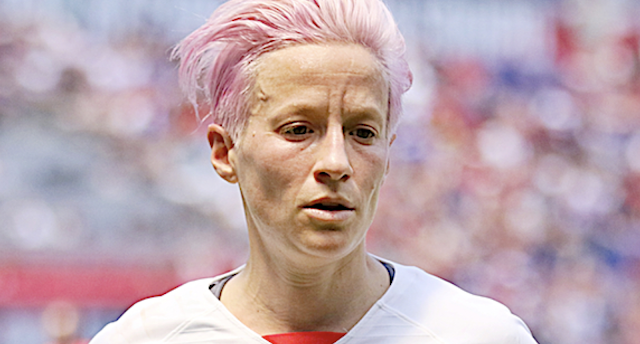 Limbaugh: Soccer star Megan Rapinoe is 'cr*pping on the country'