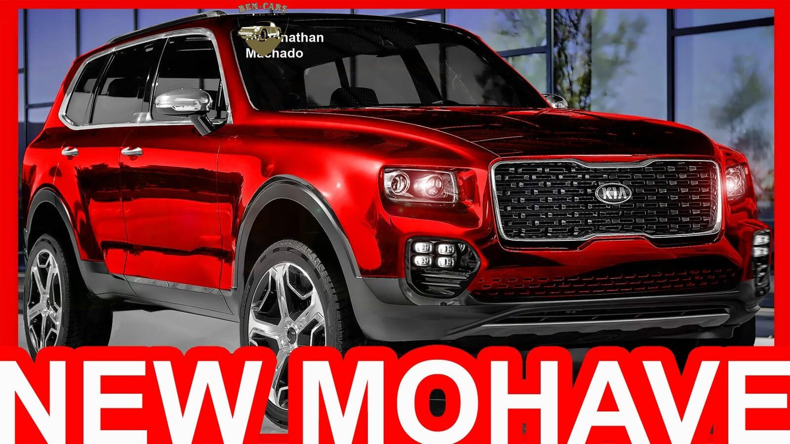 Kia Motors Mohave 2020 Interior