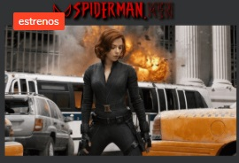 PELÍCULA BLACK WIDOW