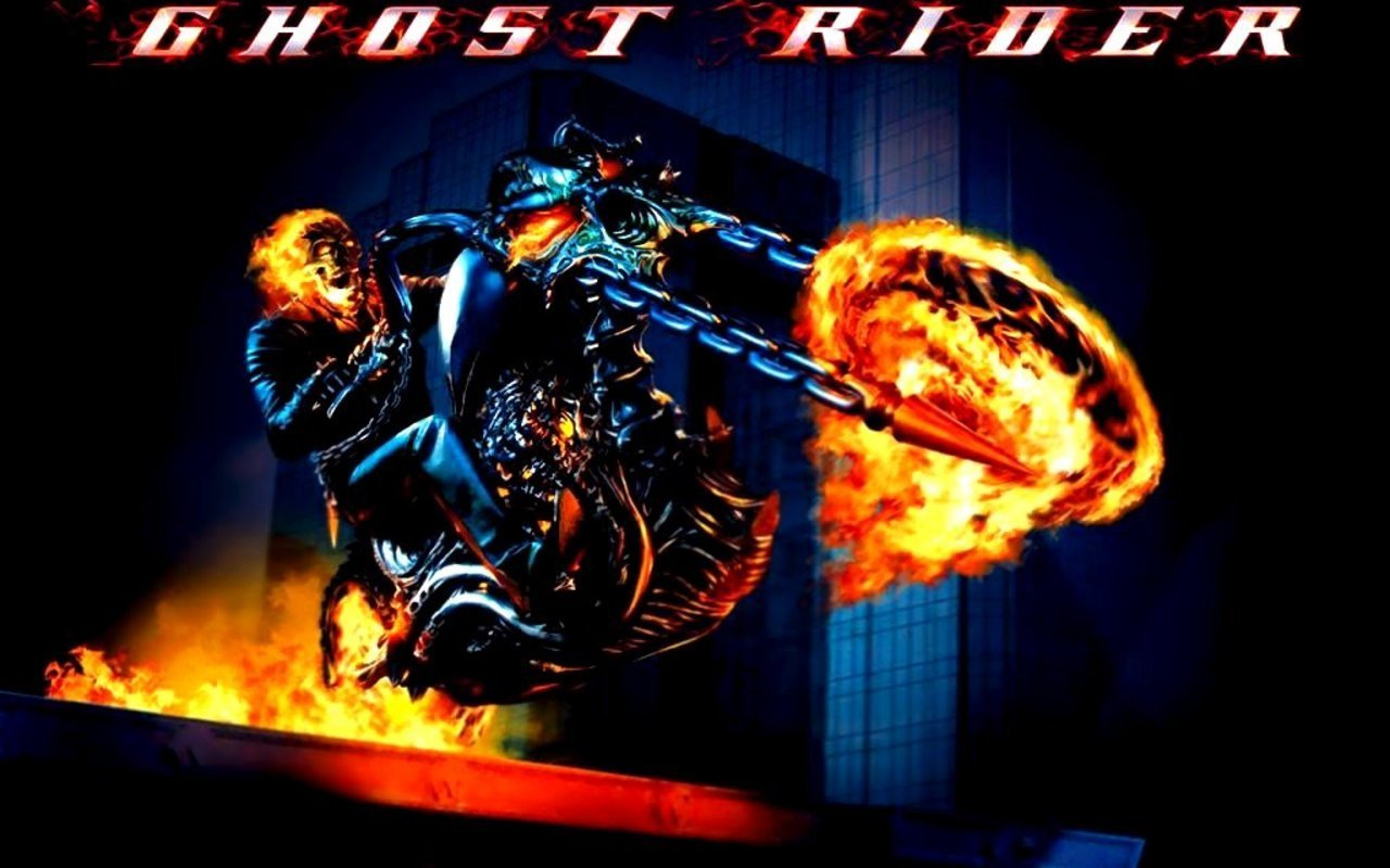 free 3d wallpapers download: ghost rider wallpapers, ghost rider