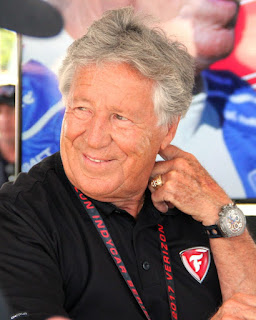 Mario Andretti today