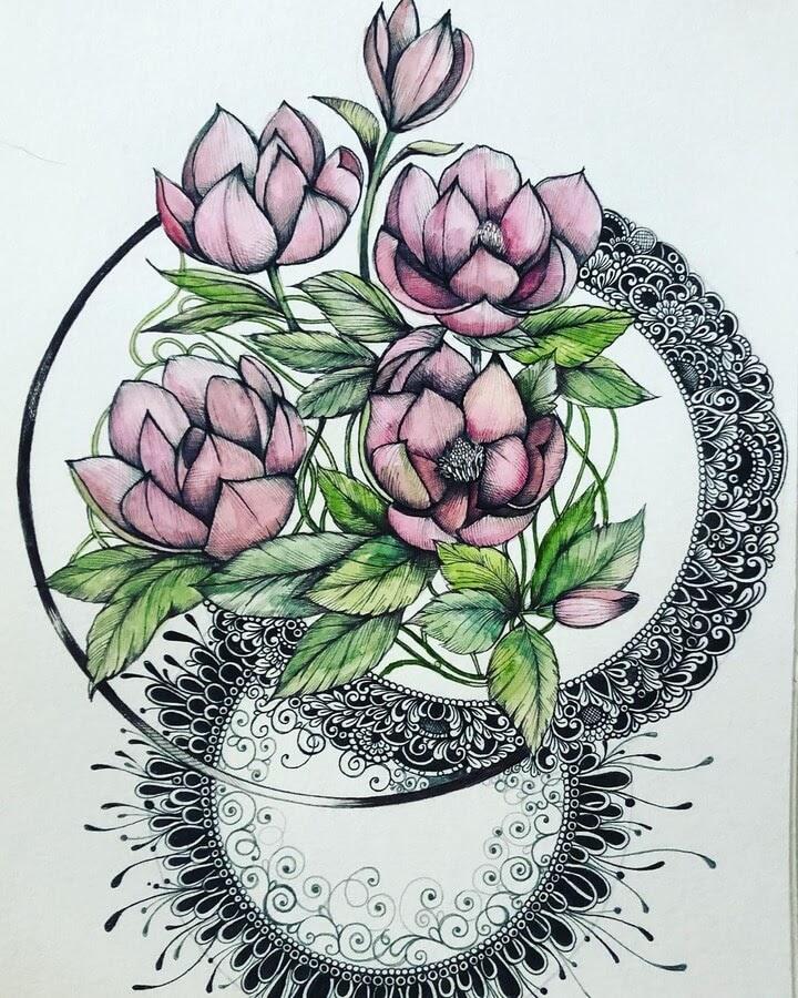 10-Pink-flowers-sinArt-www-designstack-co