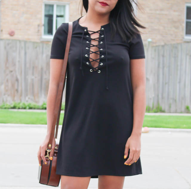 lace-up-dress-spring-lbd
