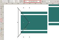 Cara Mudah Membuat Banner Iklan di CorelDRAW Part 2, putar objek 90 derajat di corel, cara trim objek