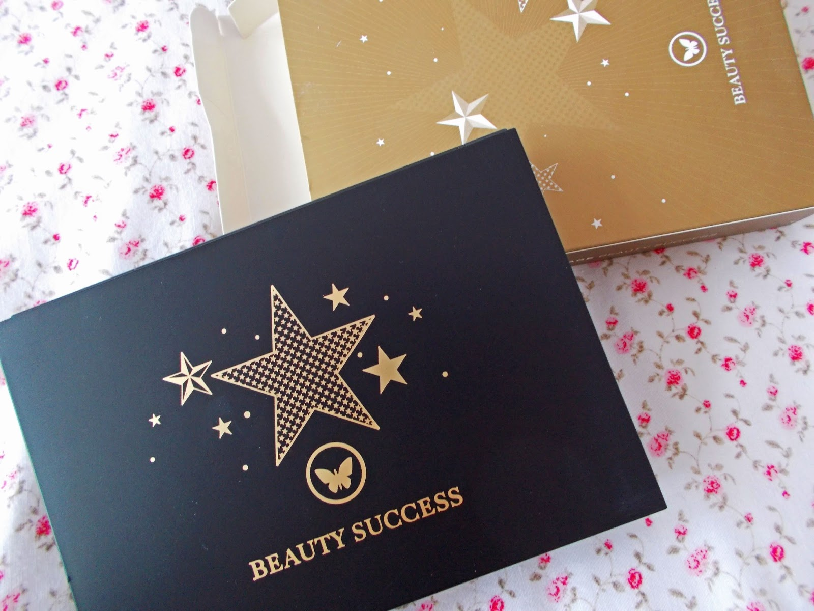 Beauty Success Palette outer packaging