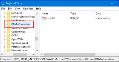 How To Add Custom OEM Logo And Information To Your Windows 10 PC