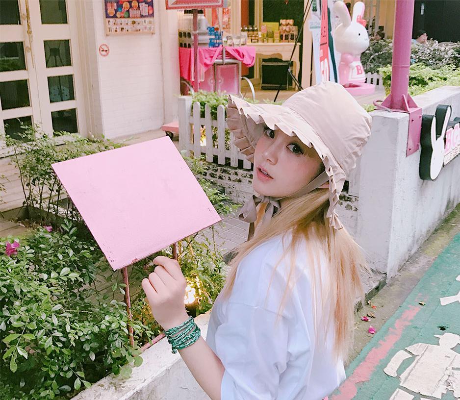 Chae Yeon Young Korean Model Bugil Picture: Korean Model Lee Chae Eun In Photo Album April 2017 (106