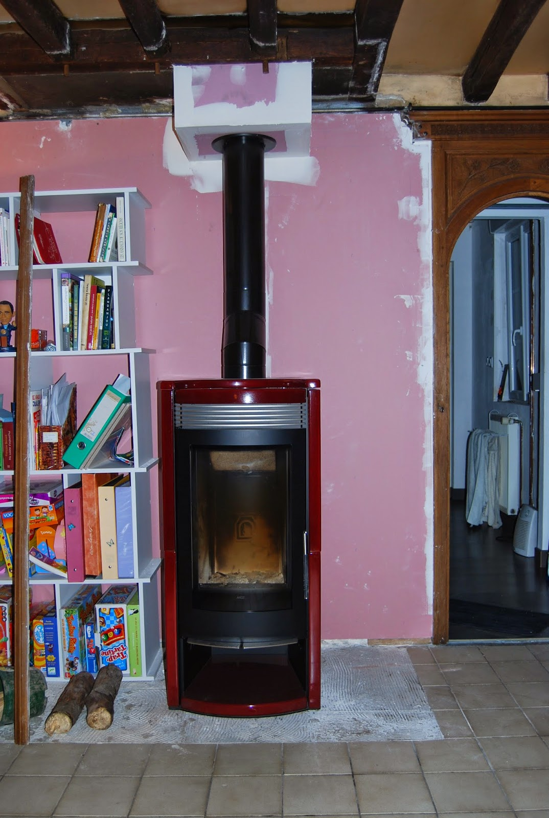 les mandarins de thuit signol. Black Bedroom Furniture Sets. Home Design Ideas
