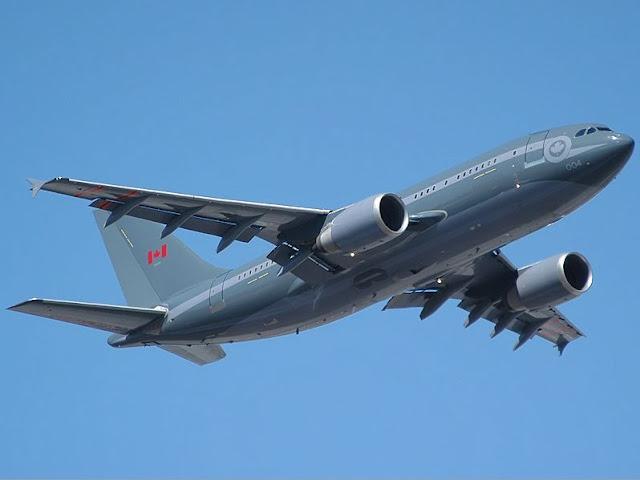 Gambar Pesawat Airbus A310 04