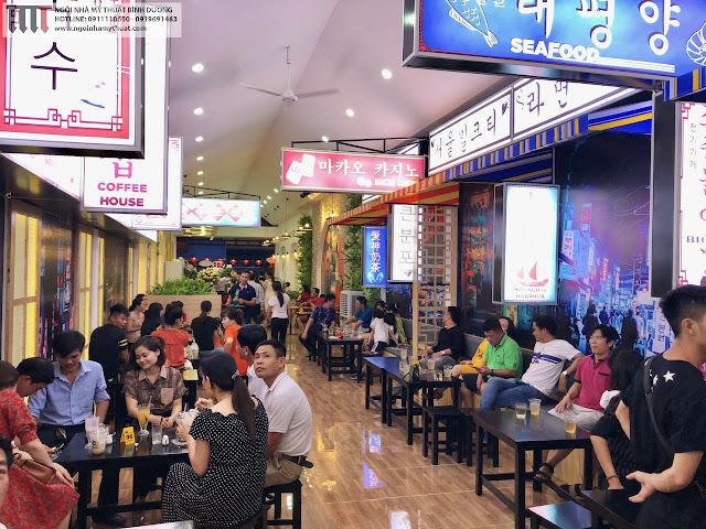 Thi công xây dựng quá cafe đẹp nhất Đồng Nai