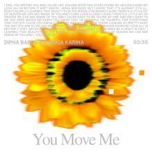 Lirik Lagu dan Terjemahan Dipha Barus - You Move Me