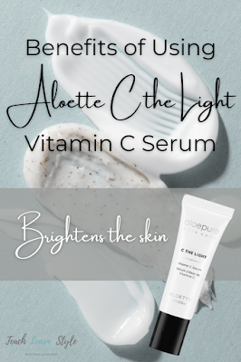 aloette vitamin c, aloette anti aging products, aloette reviews, aloette sale