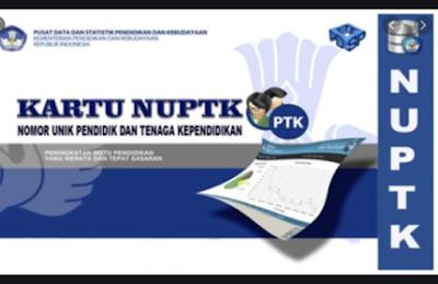 Cara Pengajuan NUPTK Dapodik 2020 Secara Online Bagi Guru PNS maupun Non-PNS