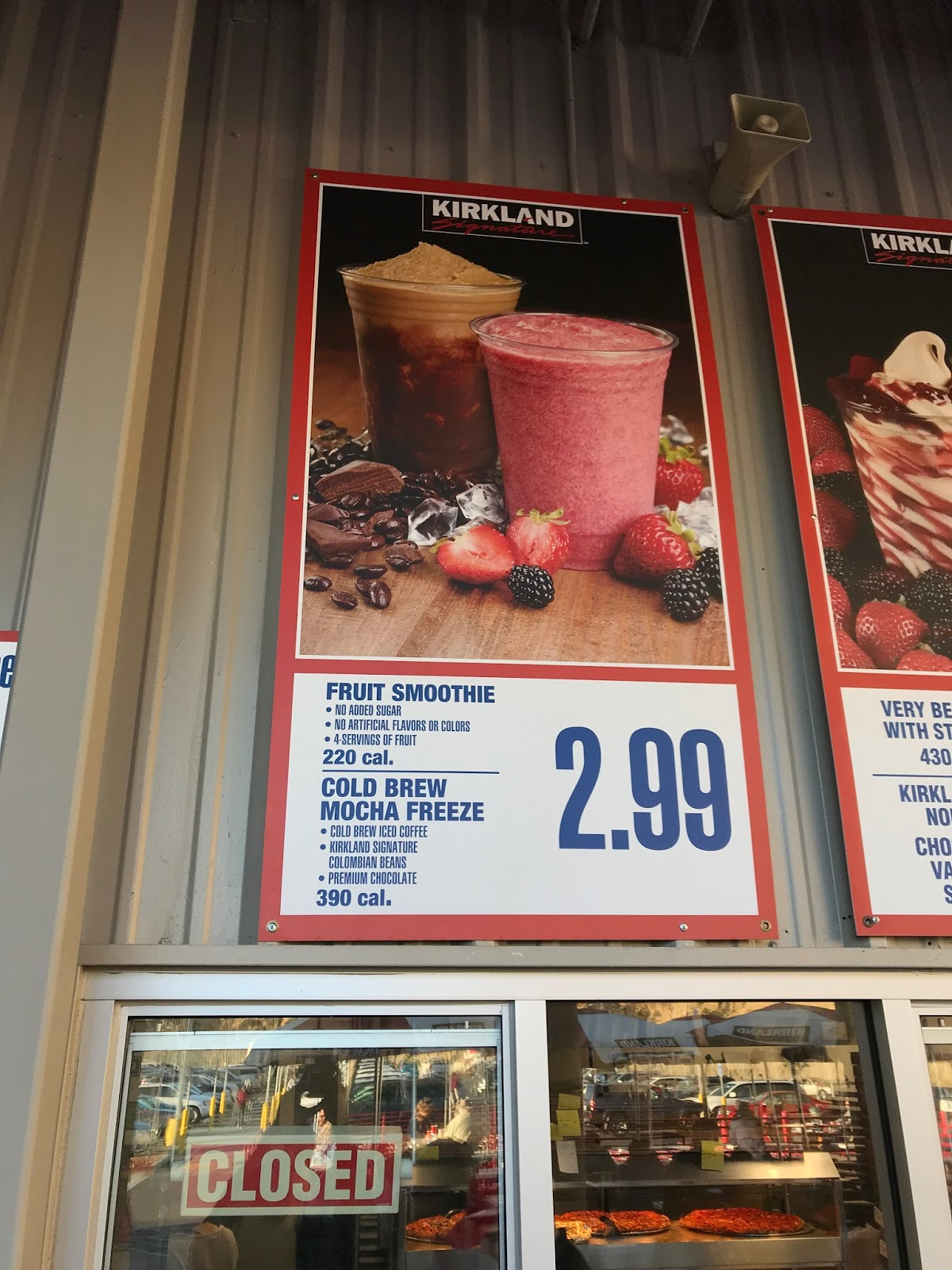 Costco Connect Costcoleaks Transition From Mocha Freeze