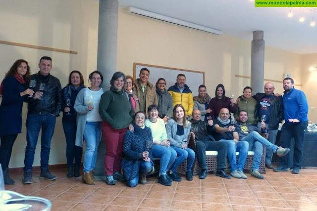 Los vinos de la isla de El Hierro, en La Palma a través de la iniciativa CIENTO19