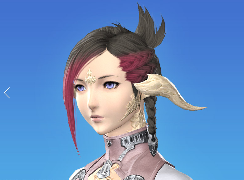More hairstyles from the cash shop