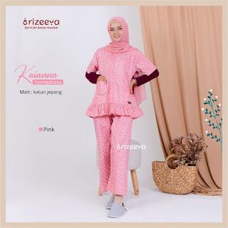 Home Dress Terbaru orizeeya HZ Kaianna