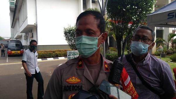Polisi: Pendemo di PT DKI Simpatisan HRS, Ngakunya Mau Beri Doa