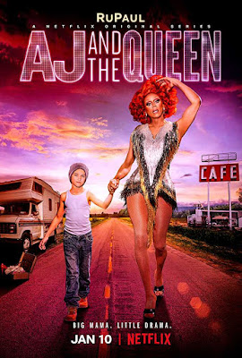 AJ and the Queen S01 Dual Audio Series 720p HDRip HEVC