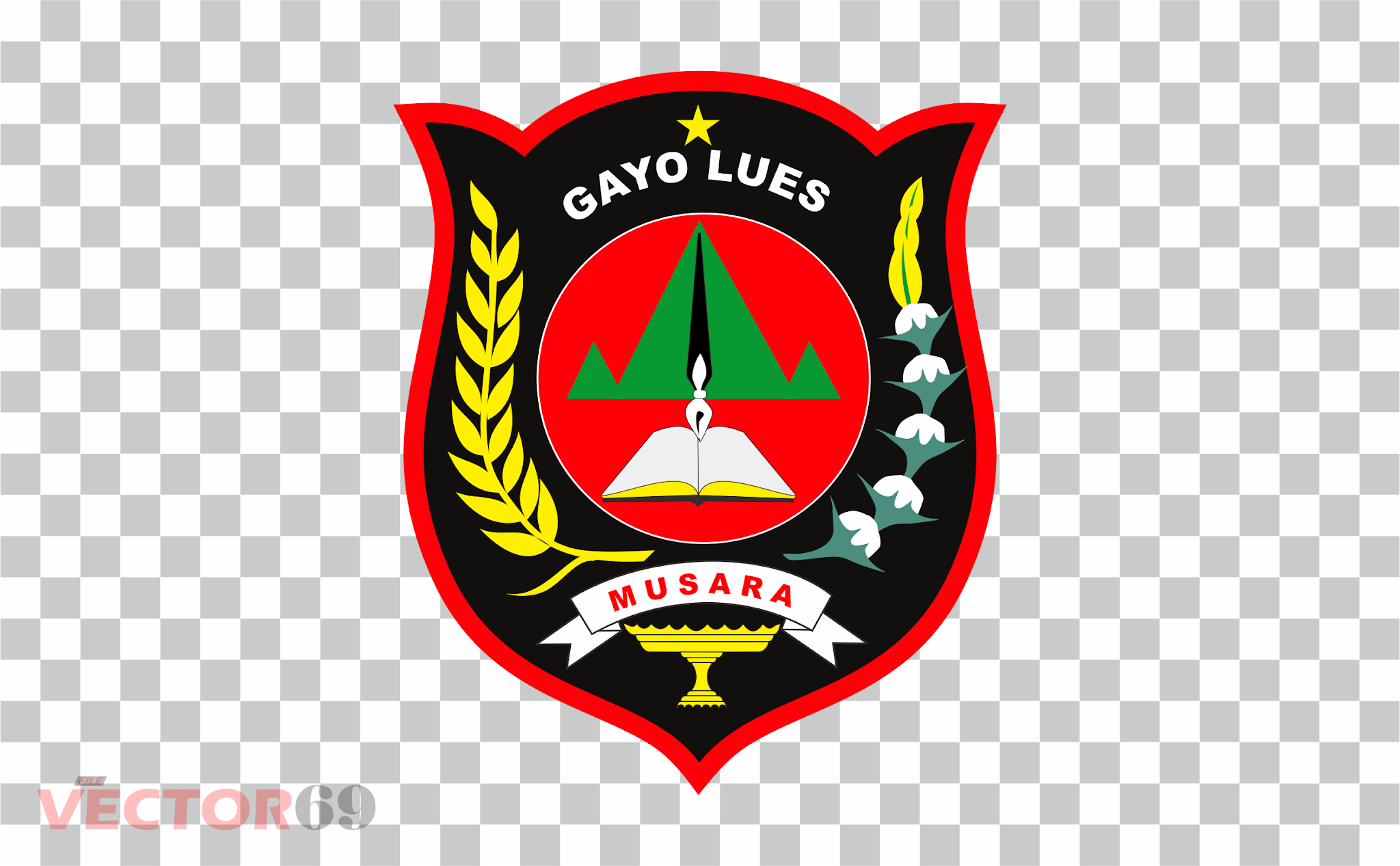 Kabupaten Gayo Lues Logo - Download Vector File PNG (Portable Network Graphics)