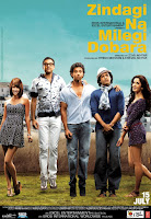 Zindagi Na Milegi Dobara 2011 720p Hindi BRRip Full Movie Download