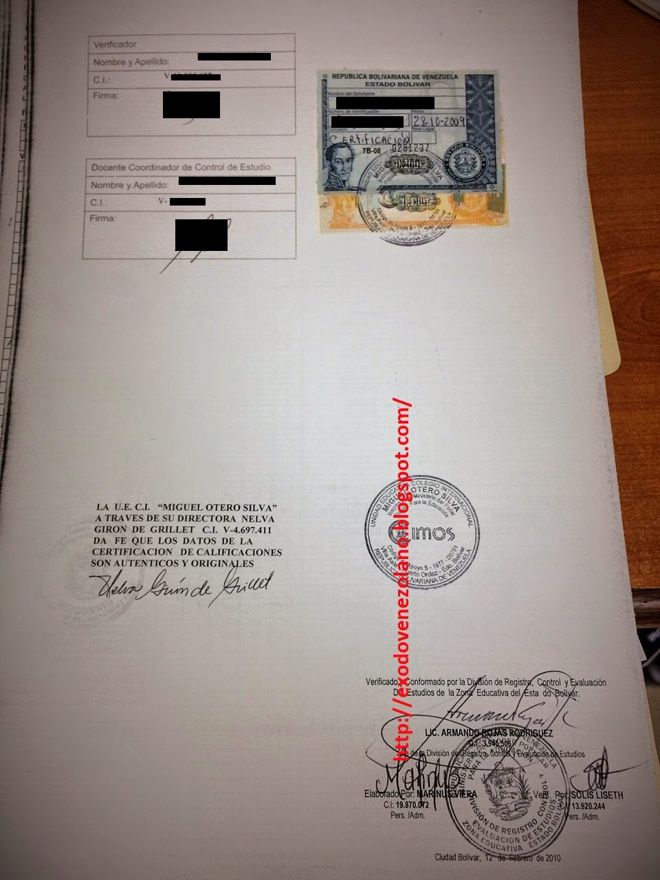Exodo Venezolano Documentos De Estudios De Secundaria