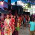 अष्टयाम यज्ञ हेतु 101 कुमारी कन्या द्वारा निकाला गया कलश शोभायात्रा