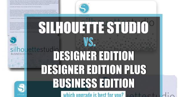 Silhouette Studio Designer Edition Review