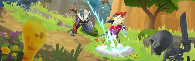 ReadySet Heroes chegará em exclusivo à PlayStation(R)4 no próximo dia 1 de outubro
