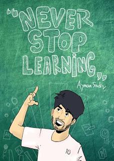 Never Stop Learning by Ayman Sadiq (Bangla) - Motivation Books PDF Download