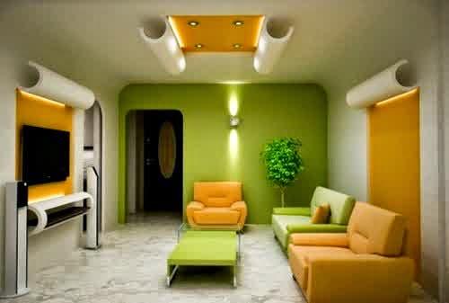 Kiat Memilih Warna Cat Rumah Minimalis Bagian Dalam agar