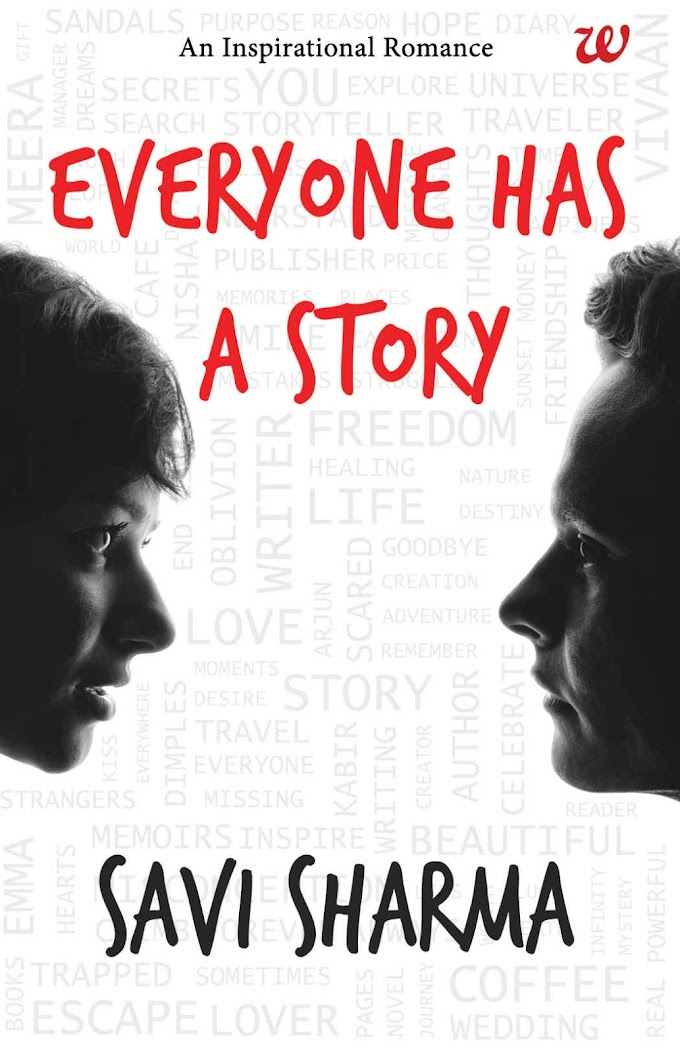 Everyone Has A Story by Savi Sharma Pdf Download