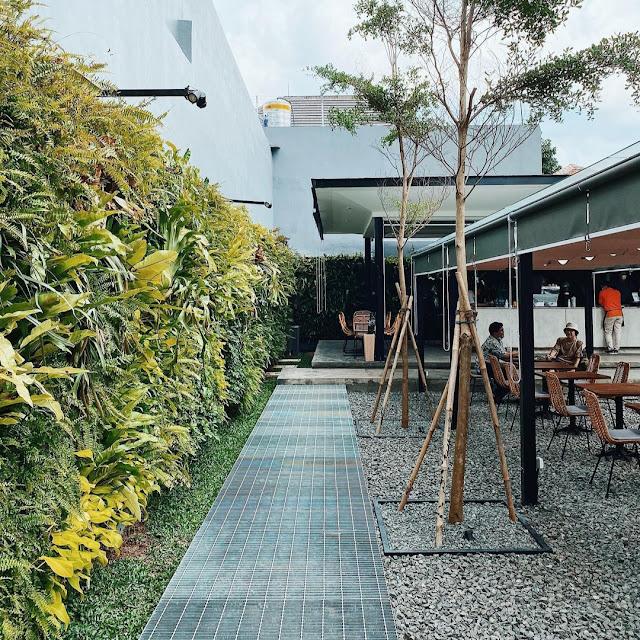 Cafe Namdua Jakarta - Review Menu, Fasilitas Lengkap dan Lokasi