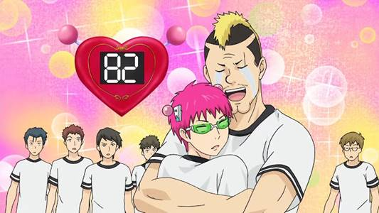 Review Anime Saiki Kusuo no Ψ-nan Bahasa Indonesia