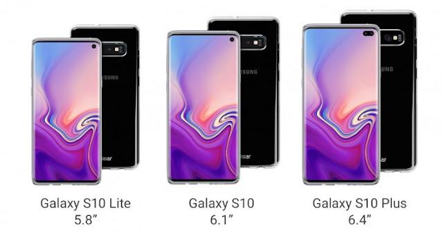 Bocoran Spesifikasi Samsung Galaxy S10