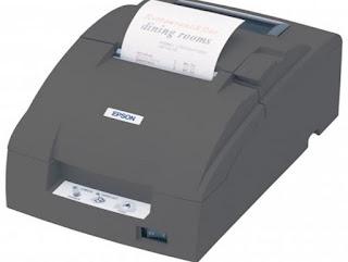 Printer Kasir EPSON TM-U220B Ethernet