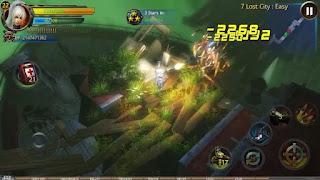 Broken Dawn II HD apk mod