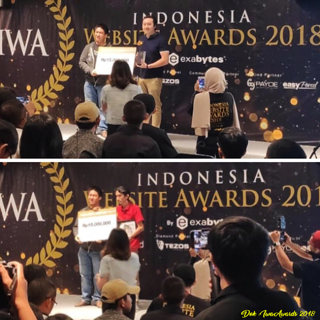 IWA AWARDS, AJANG PENGHARGAAN BLOG DAN WEBSITE INDONESIA