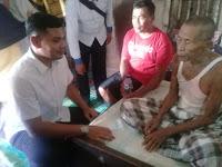 Sakit Akut Tanpa Kartu BPJS, Yusuf Dibesuk Jenateke Kesultanan Bima