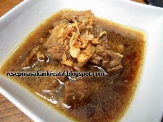 Resep masakan daging sapi dengan kuah bumbu kecap atau lebih dikenal dengan sebutan semur RESEP SEMUR DAGING SAPI ENAK BUMBU SEDERHANA