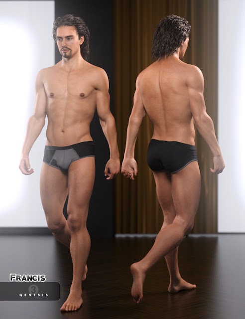 Francis for Genesis 3 Male