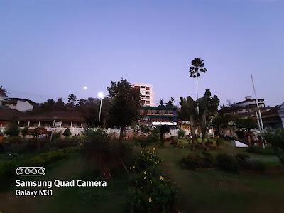 Samsung Galaxy M31 Camera Samples