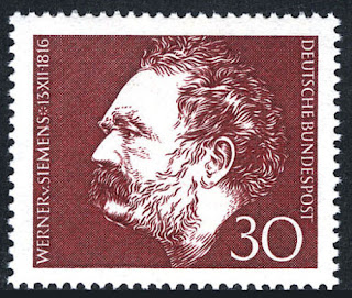 Germany Werner von Siemens, Electrical Engineer and Inventor