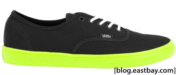 All Color Vans: SNEAKERS ALL YOU WANT: Vans Authentic Lite Summer Colorways