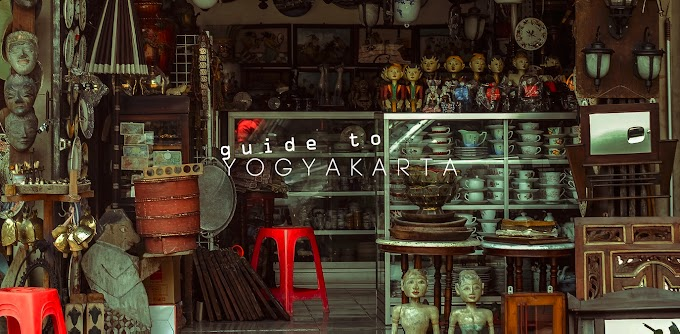 Travelling Guide to Yogyakarta, your Southeast Asian paradise.