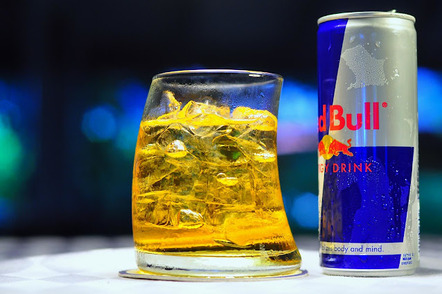 Red Bull red ball