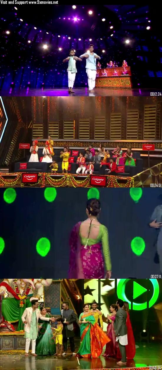 Dance Deewane Season 11 September 2021 HDTV 480p 280MB