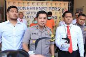 Satreskrim Polres Karawang Tangkap Dua Pembunuh keji di Tirtajaya
