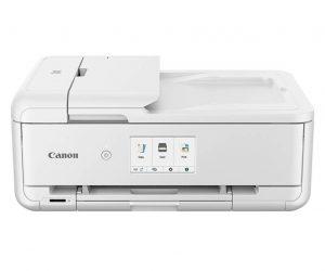 Impressoras All-In-One A3 PIXMA TS9551C Software e drivers da série PIXMA TS9551C - Windows Mac OS