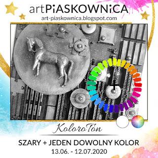 KoloroTON #25 SZARY + JEDEN DOWOLNY KOLOR